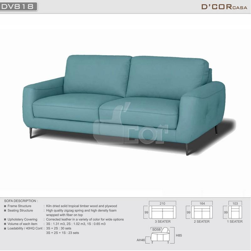 Mẫu ghế sofa hiện đại cho chung cư