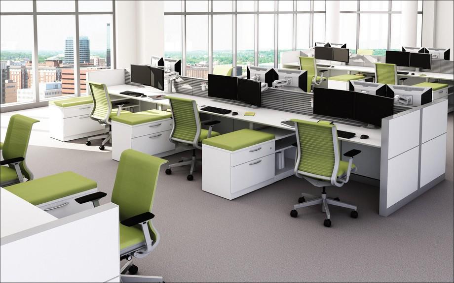 8 ý tưởng và xu hướng thiết kế nội thất văn phòng mới nhất!