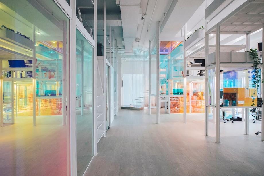 xu hướng thiết kế nội thất văn phòng mới nhất!