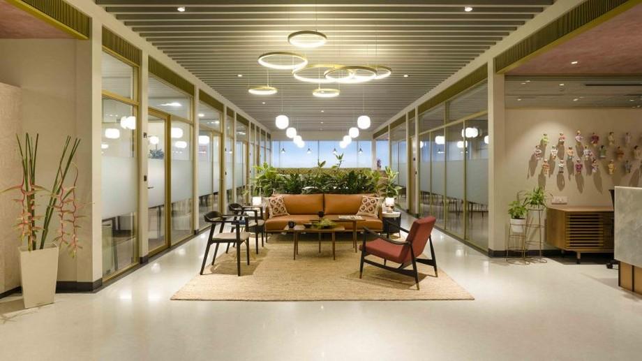 Coworking space:Thiết kế hài hòa giữa tiện ích và phong cách là điều cần thiết