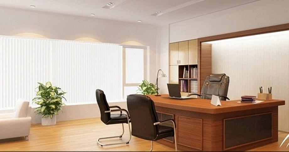 Khi thiết kế văn phòng cho người mệnh Mộc phong thủy bàn làm việc như nào?
