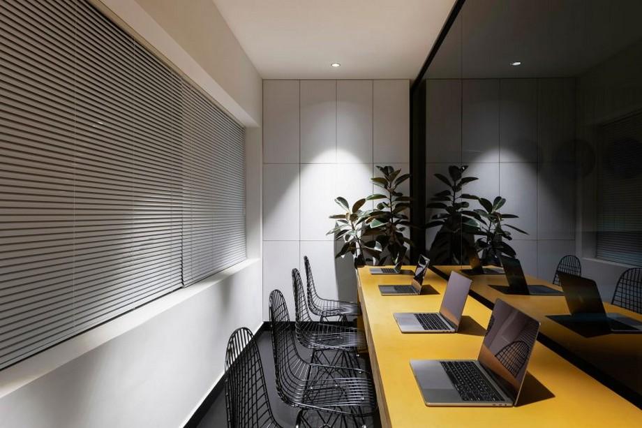 Thiết kế văn phòng làm việc cho nhân viên