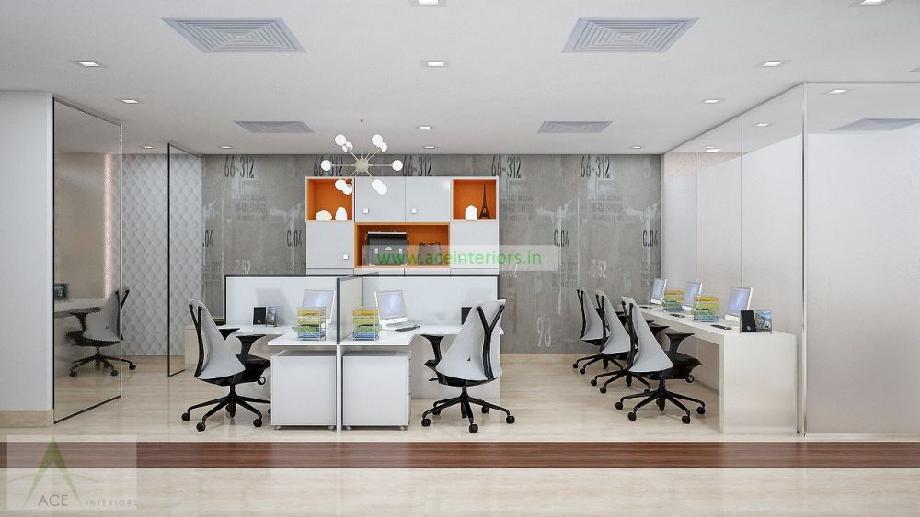 Những tính năng cần có khi thiết kế nội thất văn phòng