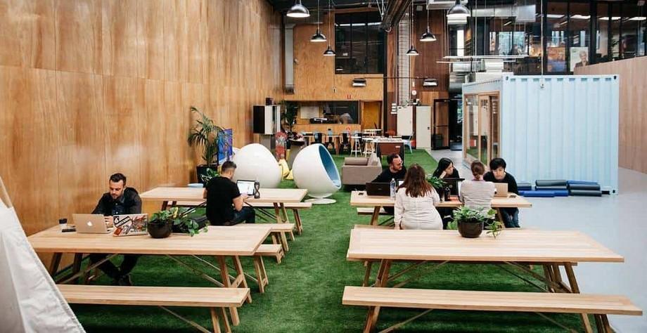 6 cách mà các doanh nghiệp có thể hưởng lợi từ không gian làm việc chung coworking space