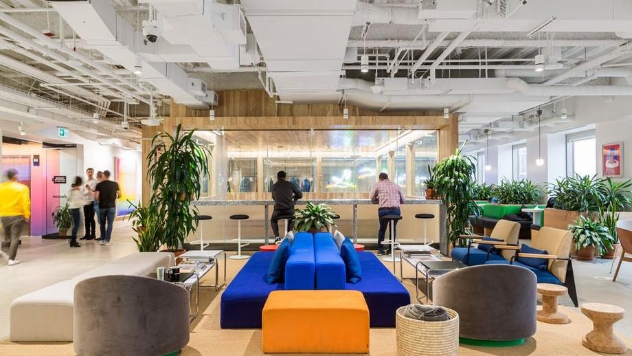 Bí quyết lựa chọn đồ nội thất văn phòng cho coworking space
