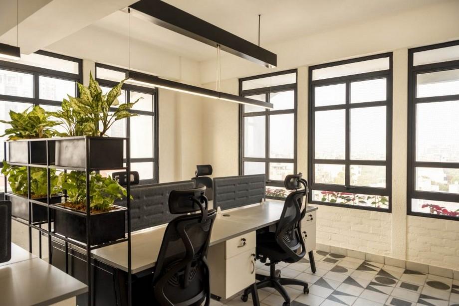 luôn luôn là thứ 6 vui vẻ với mẫu thiết kế văn phòng sáng tạo