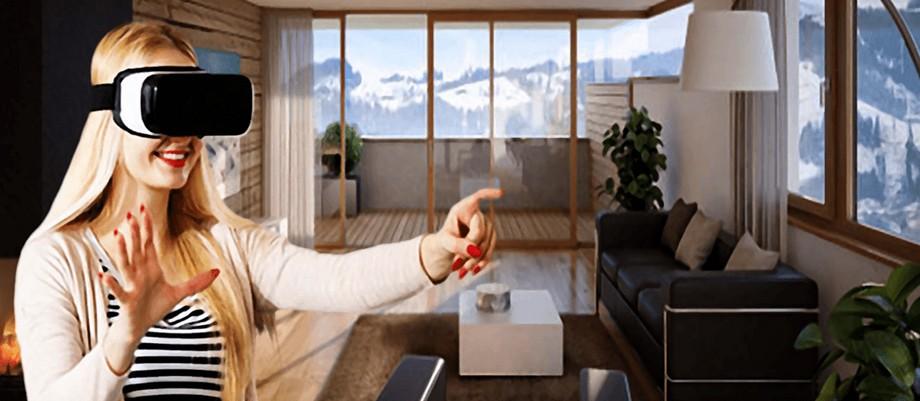 Ứng dụng thực tế ảo trong thiết kế nội thất văn phòng ngày nay