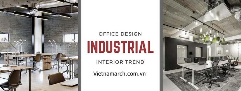 Phong cách thiết kế công nghiệp