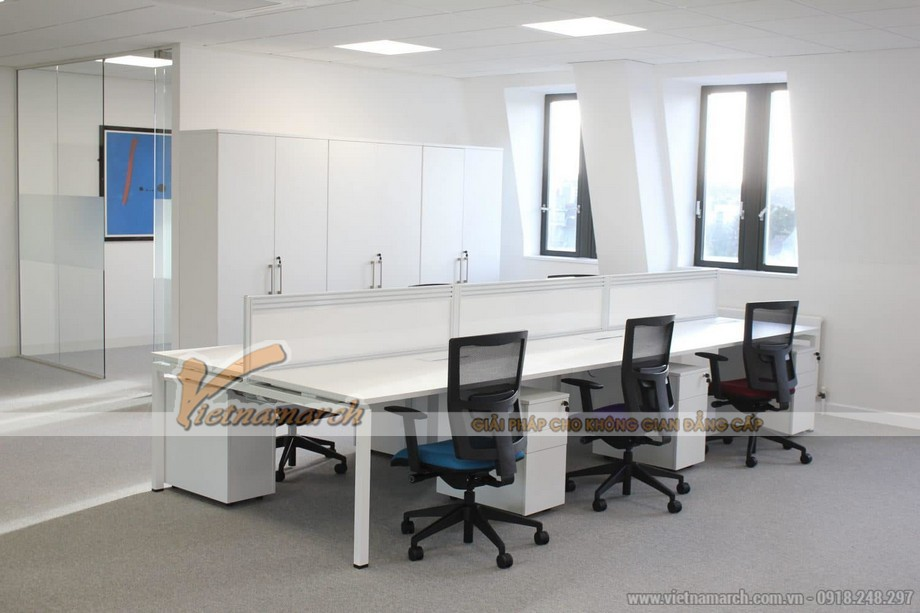 """Để văn phòng rộng hơn hãy áp dụng 5 mẹo hữu ích """"đánh lừa"""" thị giác"""