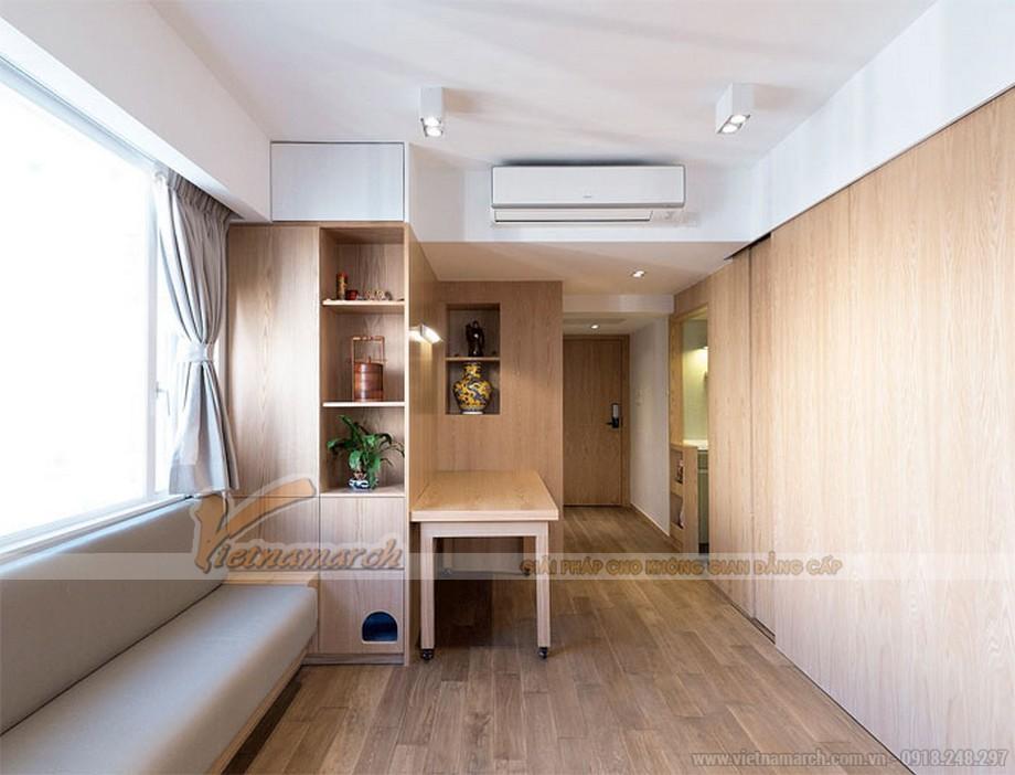 mẫu thiết kế penthouse đẹp