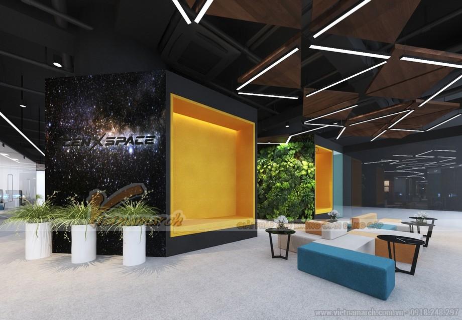 Đặc điểm của thiết kế văn phòng hiện đại