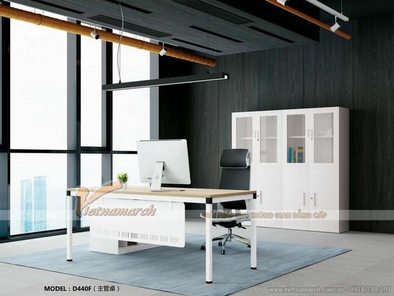 Người mệnh Thủy nên chọn loại bàn làm việc có chất liệu chính là kim loại hoặc gỗ
